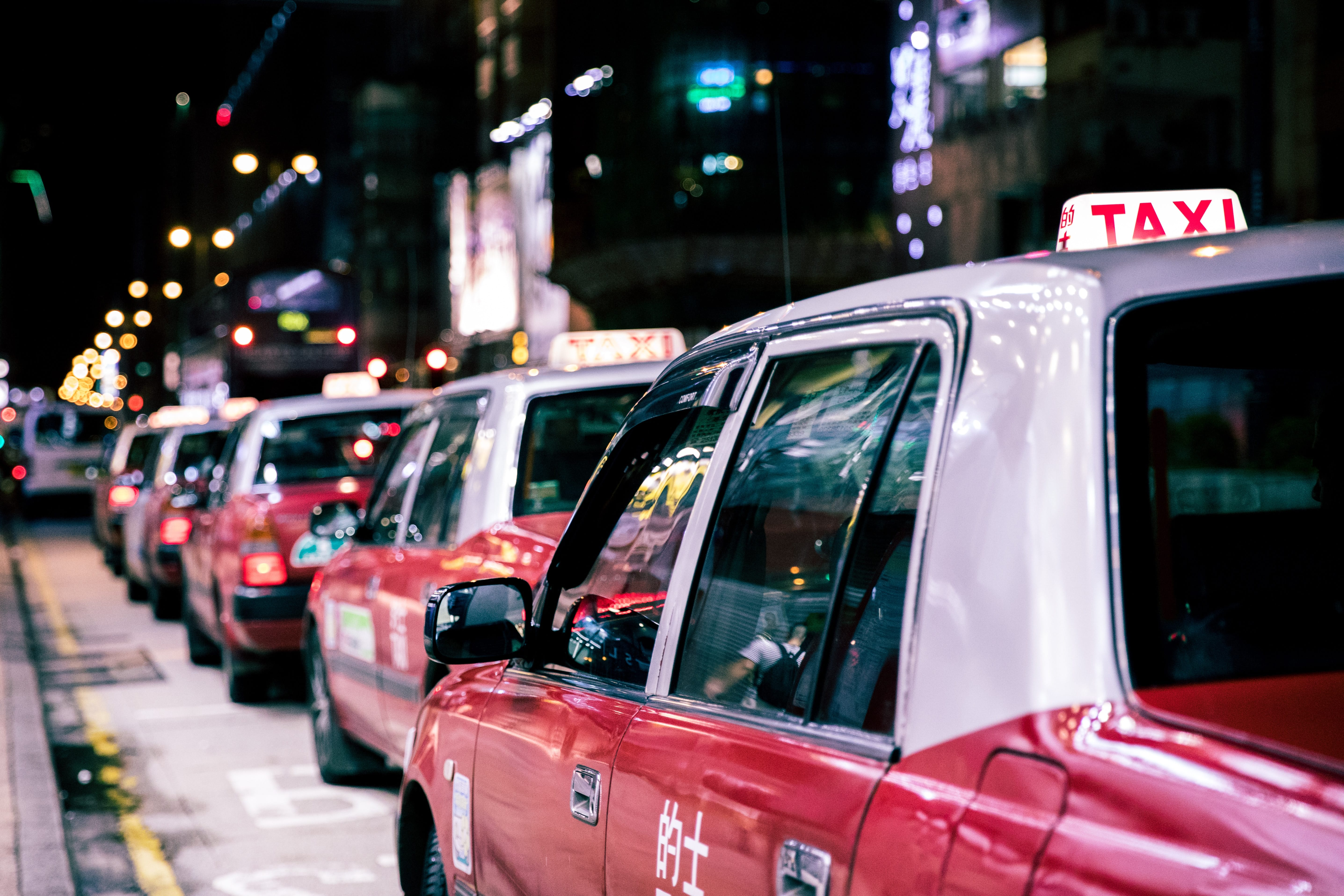 Taxi Apps for your business trip