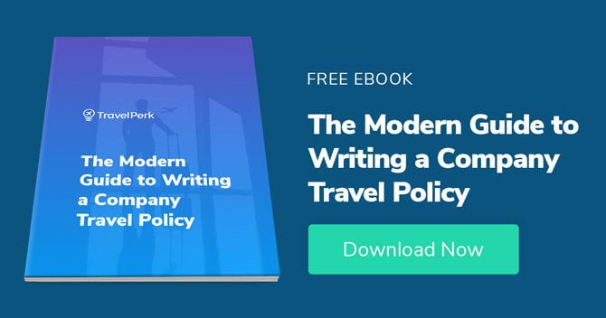 How to write a Corporate Travel Policy