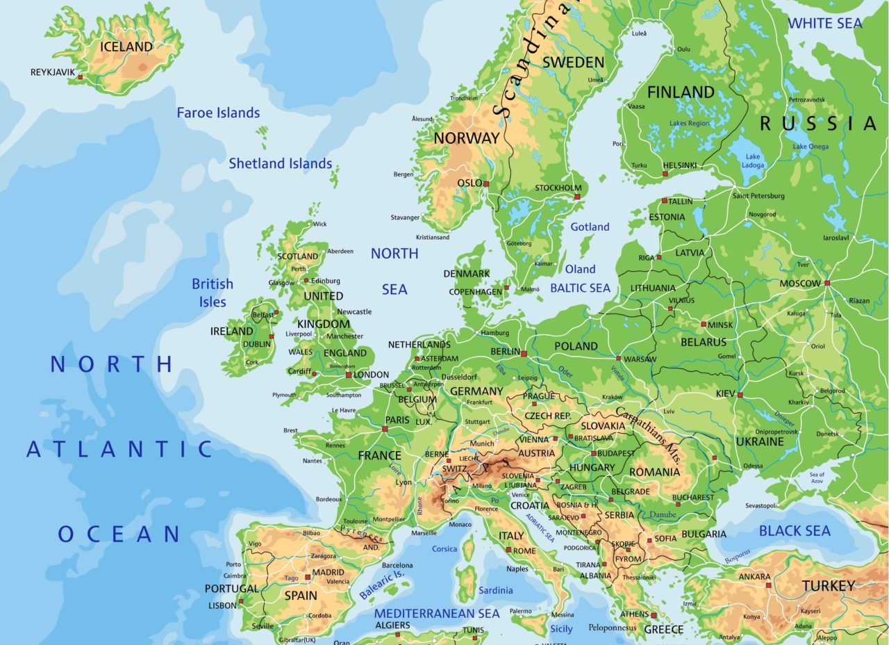 Differences throughout Europe regarding business travel