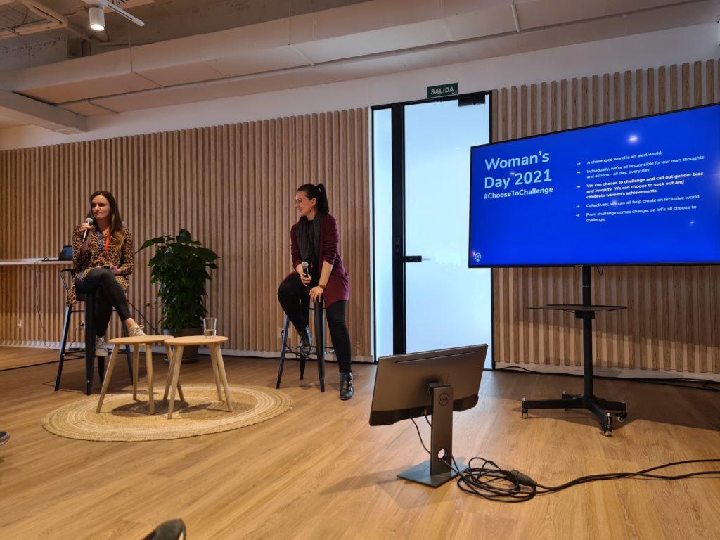 Startup meeting International Women's Day