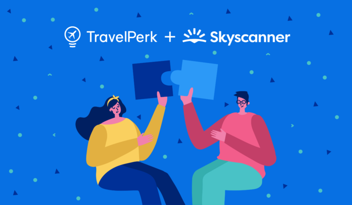 TravelPerk and Skyscanner join forces to enable a smooth and safe return to travel