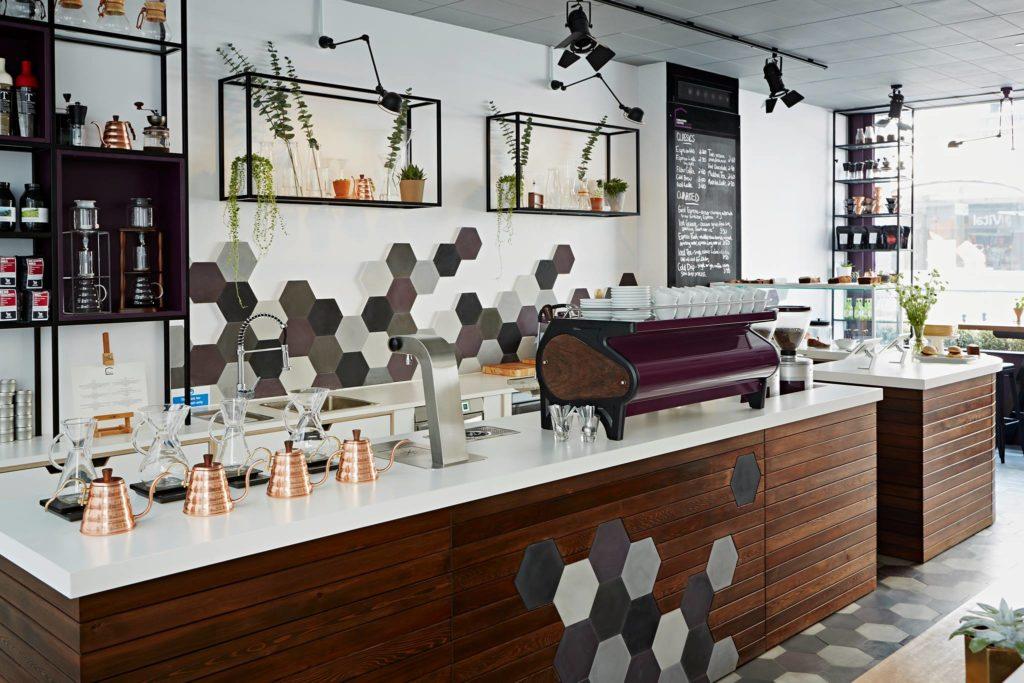 Curators Coffee Studio London