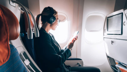 Image for post The 7 best noise-canceling headphones for business travelers