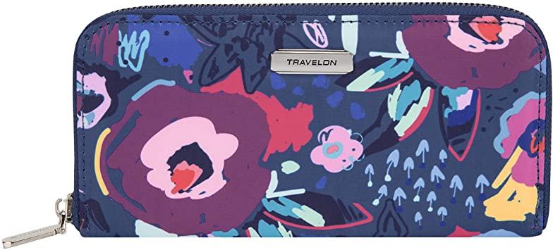 Travelon RFID blocking travel wallet