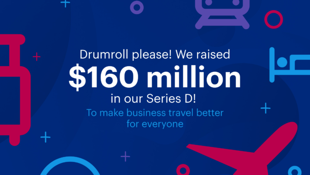 Thrilled to announce our $160 million Series D funding!