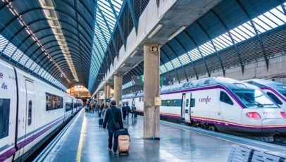 It's (a)live! – You can now book trains online with TravelPerk
