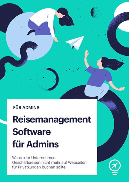 Das Einsteigerpaket zur Reisemanagementsoftware für Admins.