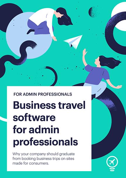 The admin's travel management software starter pack