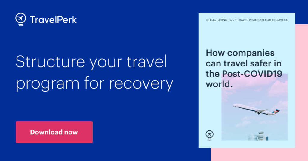 ebook on travel management post covid19