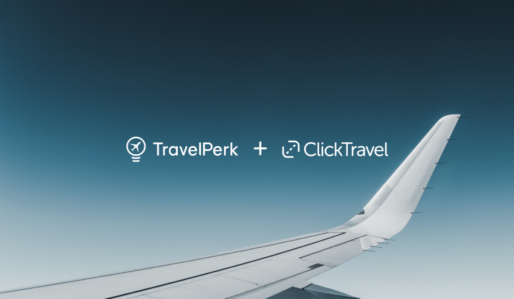 TravelPerk acquires Click Travel, the biggest travel platform in the UK, to strengthen global leadership position