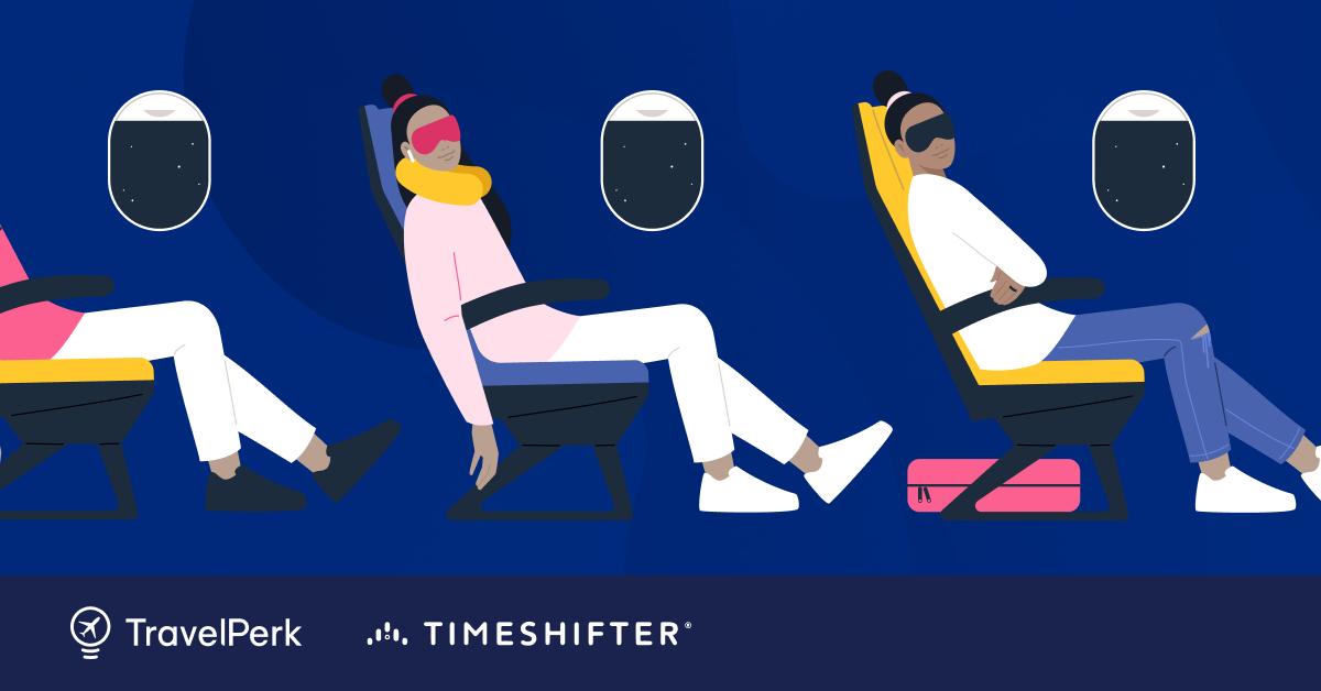 Spotlight: Timeshifter | Debunking the Myths of Jet Lag