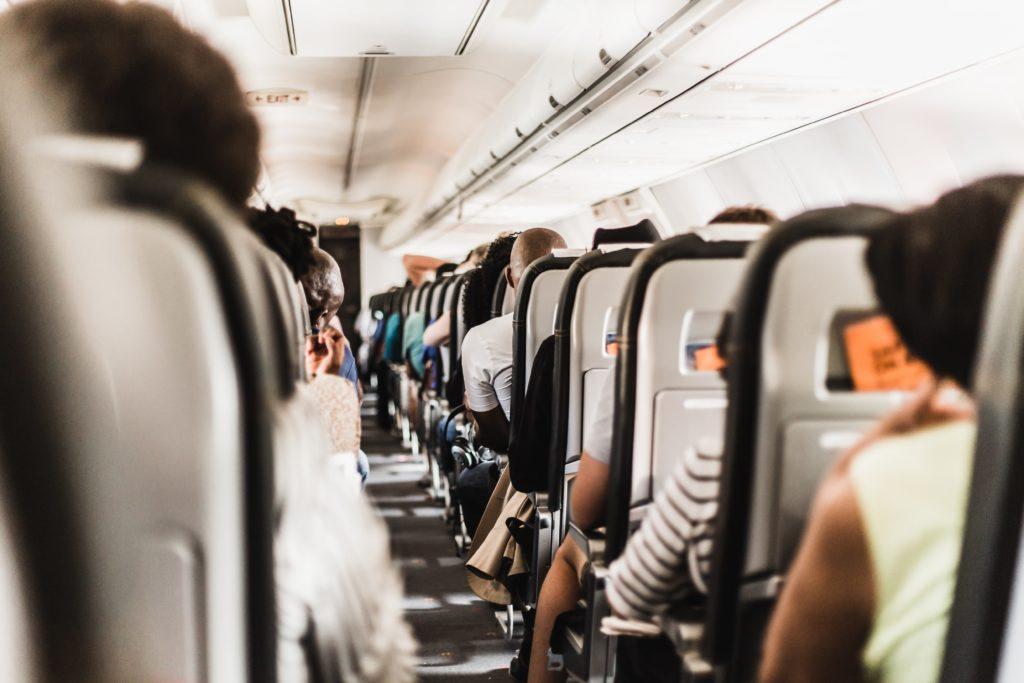 Full flight return to business travel