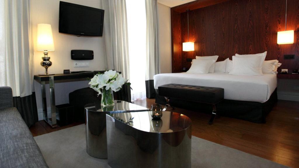 Hotel unico rooms