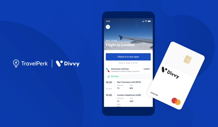 TravelPerk partners with Divvy to provide the best T&E solution
