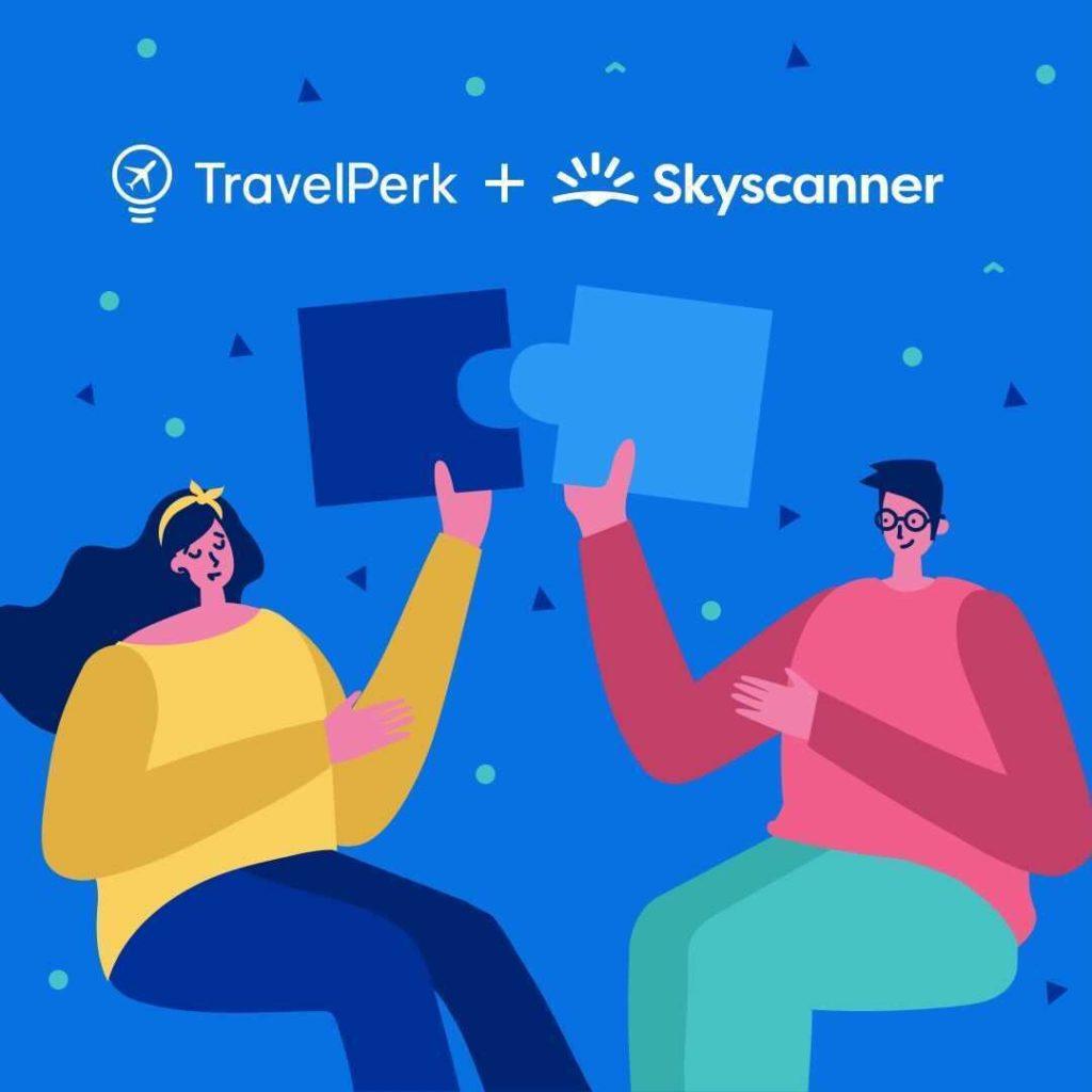 TravelPerk se alía con Skyscanner para garantizar la seguridad de los viajes