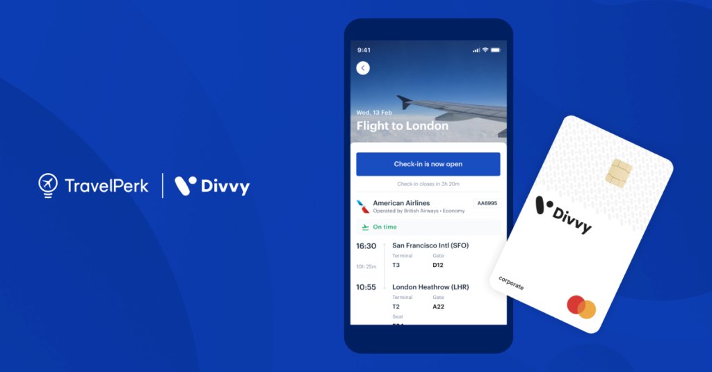 TravelPerk partners with Divvy to bring best in class travel and expense experience to U.S. business travelers