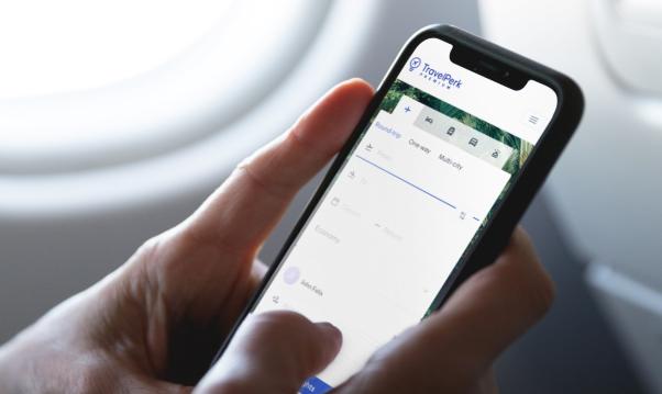 TravelPerk mobile app