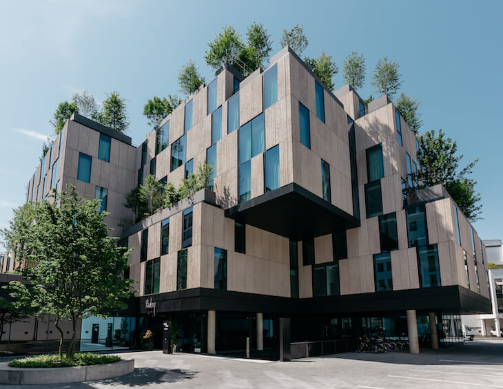 Sustainable building Germany