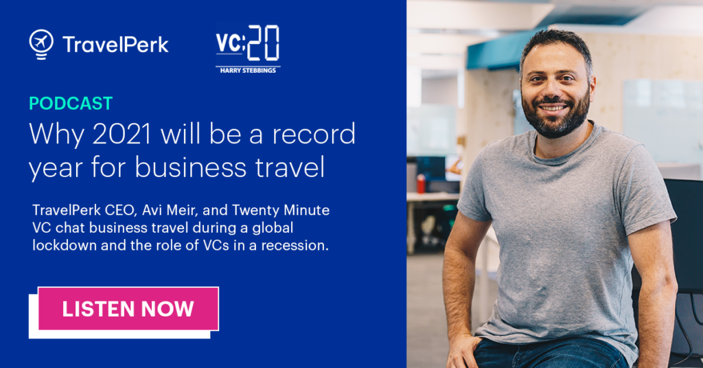 [PODCAST] Why 2021 will be a record year for business travel