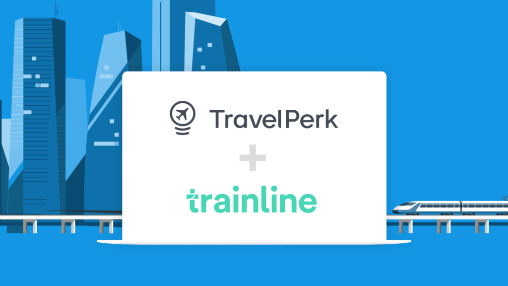 Travelperk Announces Trainline for Business Integration