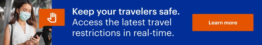 Traveler safety