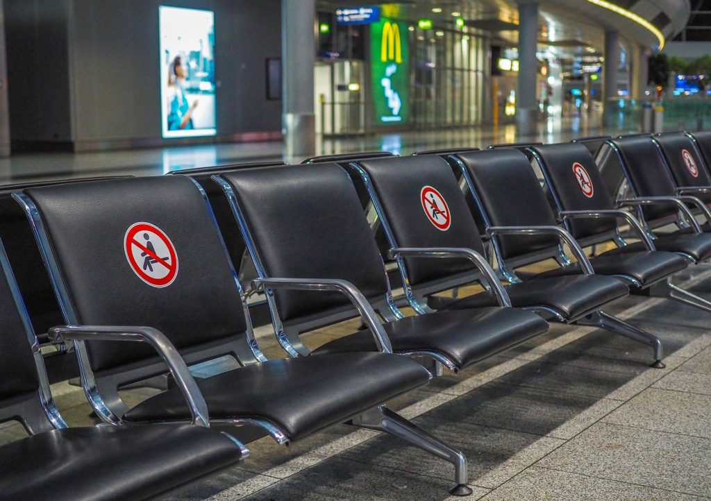 Tips on travel during a pandemic from TravelPerkers