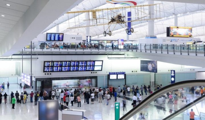 Best airports to get the most from a layover