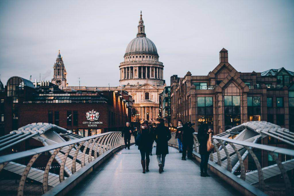 London St Paul's