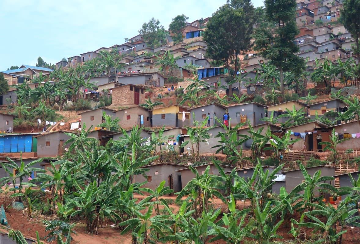 Neighbourhood developing country