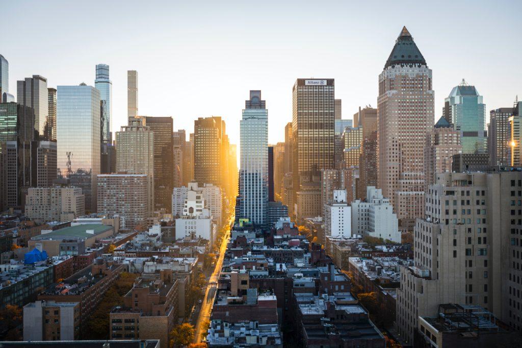 New York business city