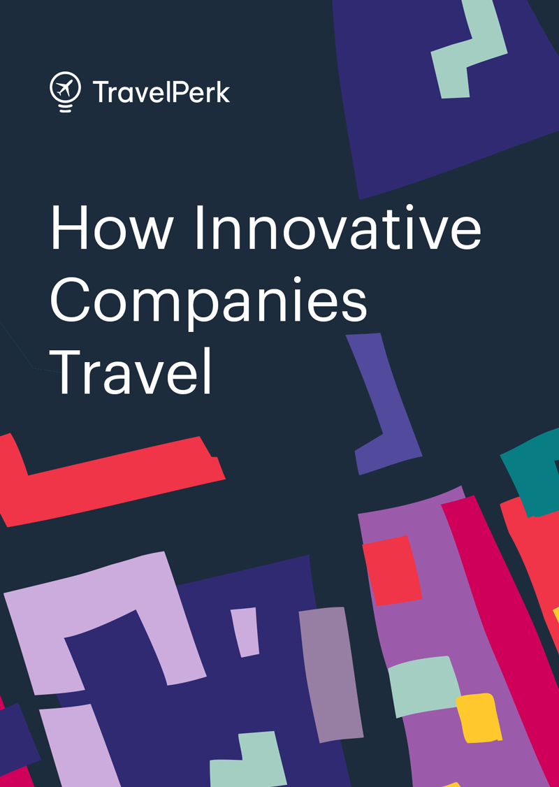 How innovators travel: business travel statistics from tech companies