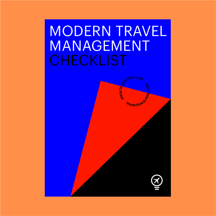 Modern Travel Management Checklist