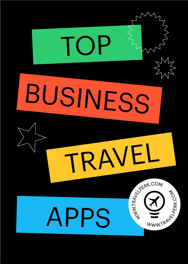 Top business travel apps