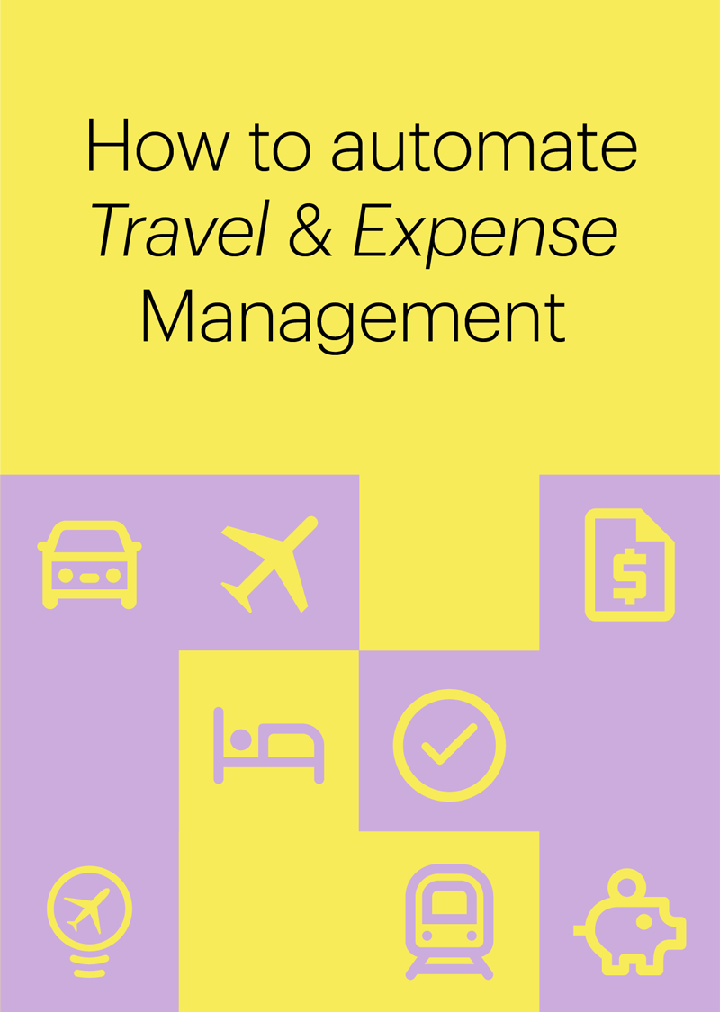 How to automate Travel & Expense Management