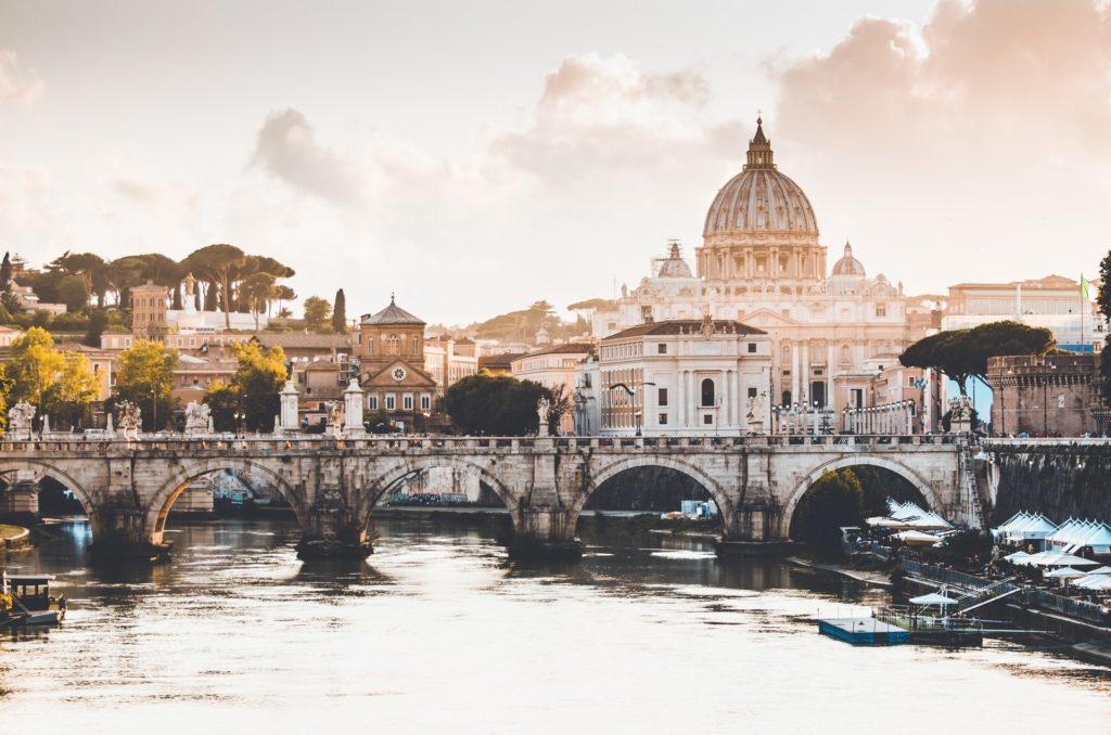 Rome bright light
