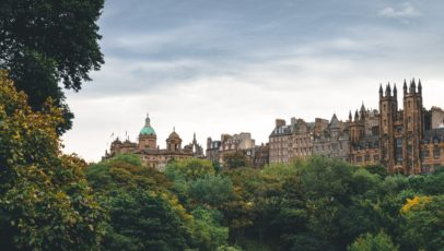 The best things to do on a business trip in Edinburgh