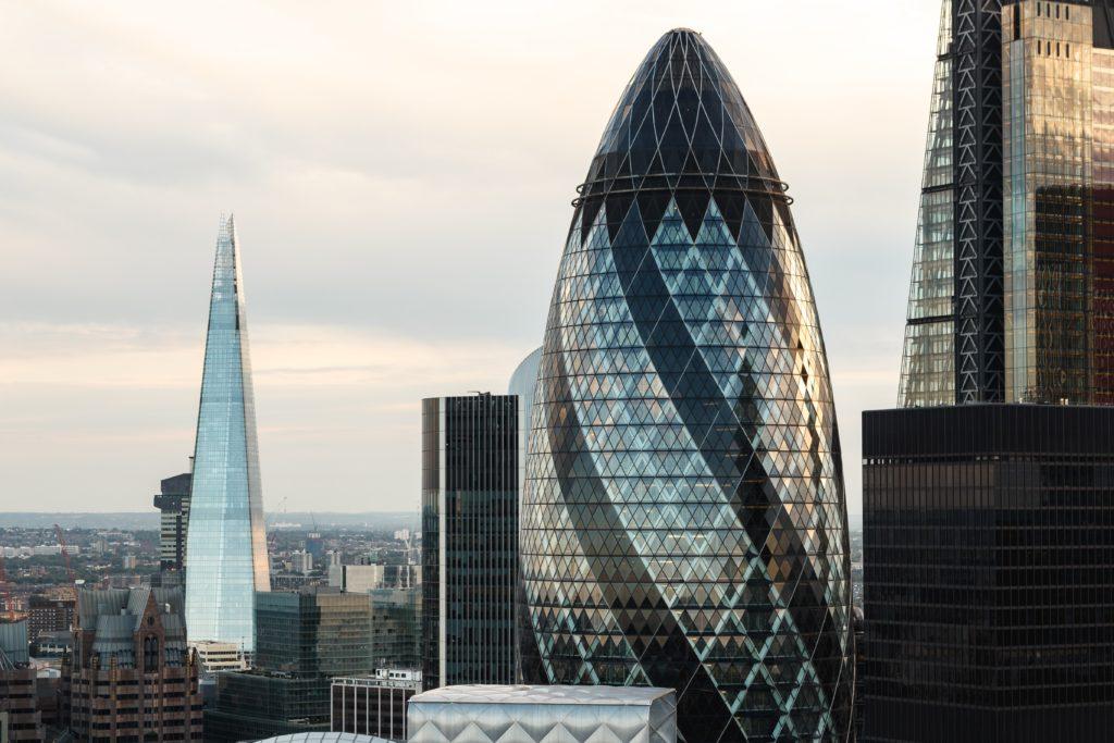 Gherkin City of London