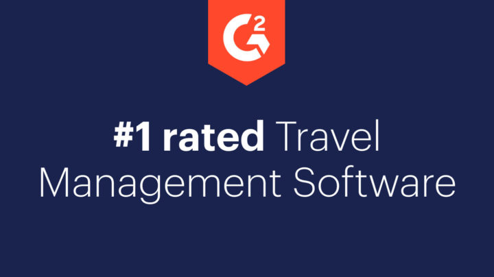 How our customers made us G2 Crowd's #1 travel management software