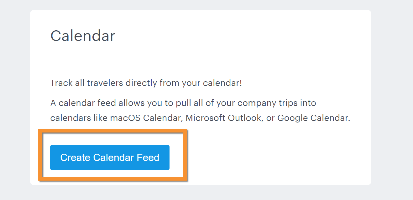 TravelPerk: Automatic Calendar Synchronization