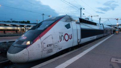 Les trains : la voie rapide vers l'innovation et la durabilité