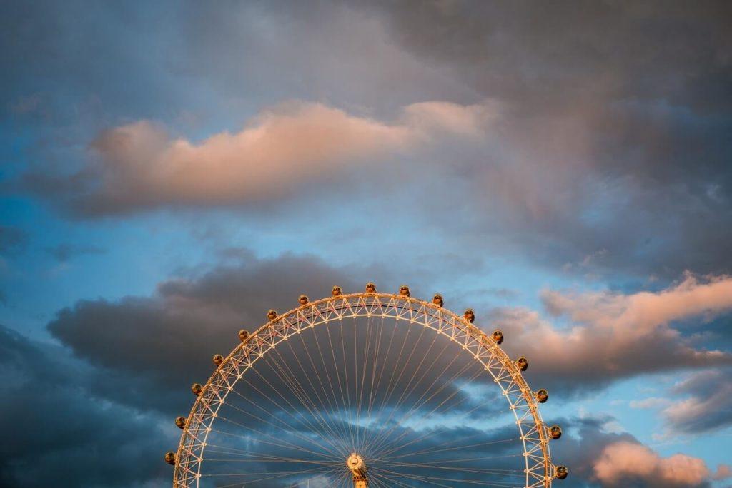 Skyscape London Eye