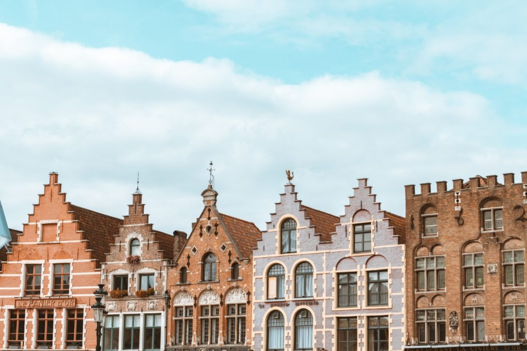 Ghent, Belgium houses