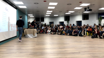 How weekly all-hands became the most important artifact of our culture