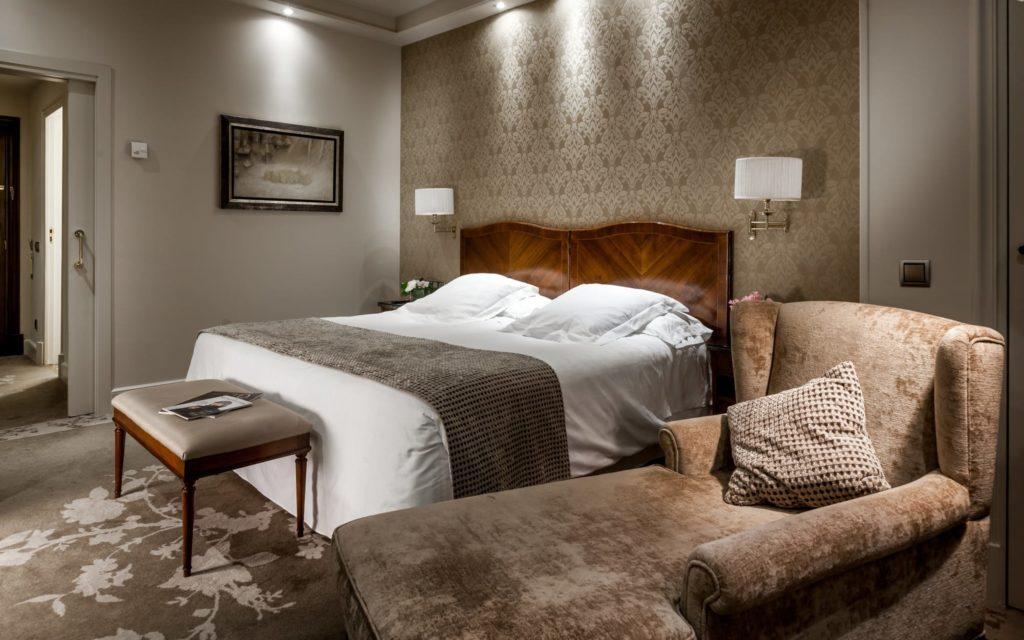 Wellington guest room madrid