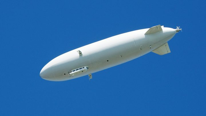 Has the era of airships finally arrived?